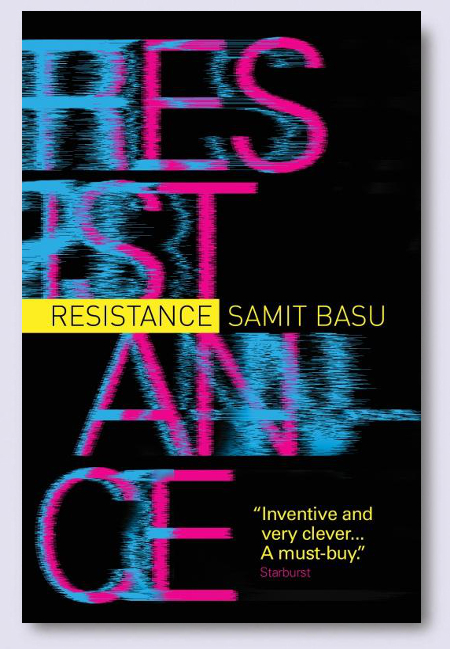 Resistance US/UK cover