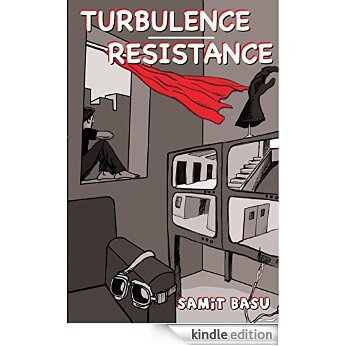 Indian readers: Turbulence + Resistance now out on Kindle